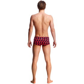 Funky Trunks Plain Front Boxer de bain Homme, the great sausage run
